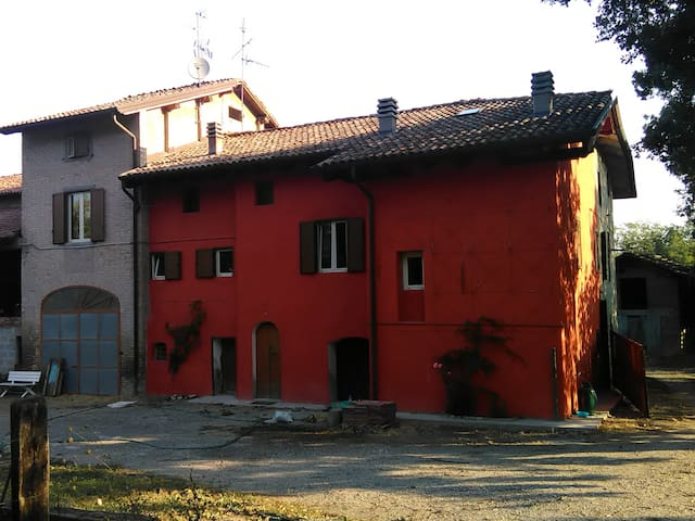 La casa contadina - Reggio Emilia - 獨棟