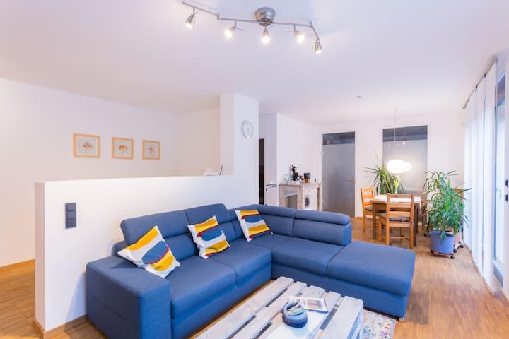 1-Zimmer Apartment nahe Frankfurt - Offenbach am Main - Apartamento
