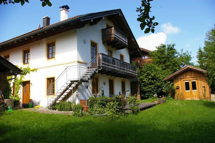 Drei gemütliche Zimmer - Eurasburg - Casa