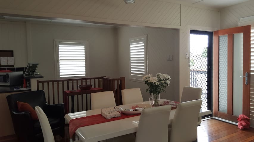 Independent full facilities home living close city - Virginia - Rumah