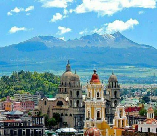 **Hospedaje Viajeros de Negocios y Turistas - Toluca de Lerdo - Appartement