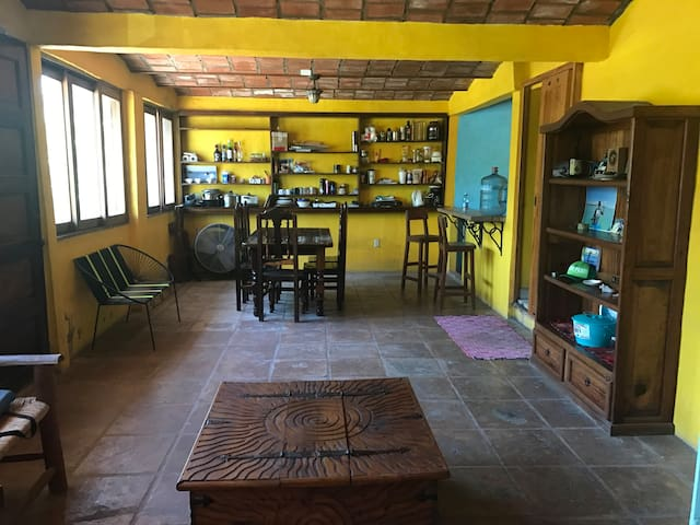 Beach Beauty Bungalow - Sayulita - Apartment