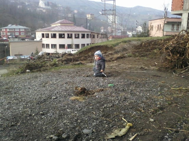 Akçaabat - Trabzon Merkez - 獨棟