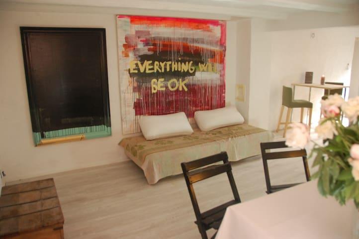 Appartment in villa. All facilities - Gentofte - Appartement