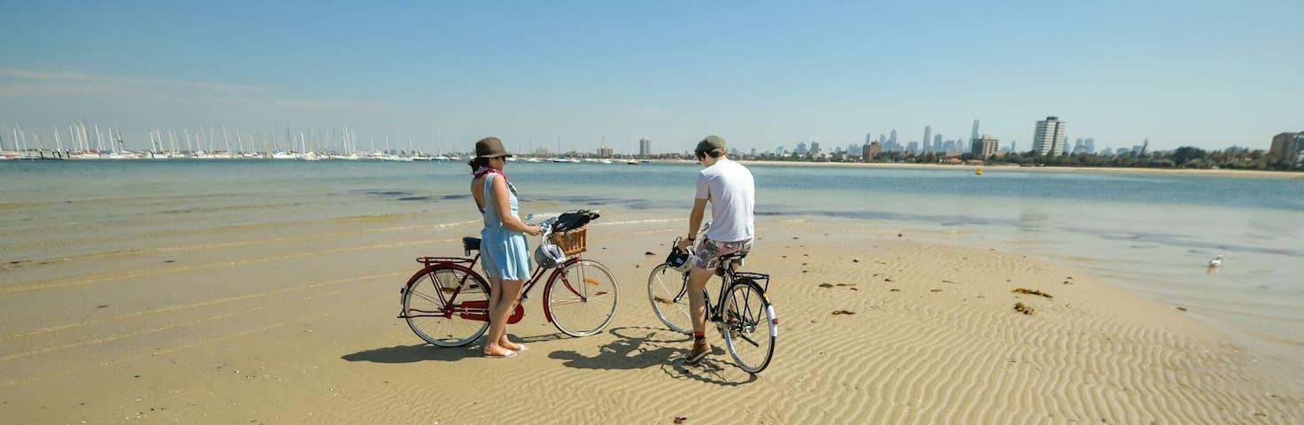 SummerTime Near the Ocean Room - Saint Kilda East