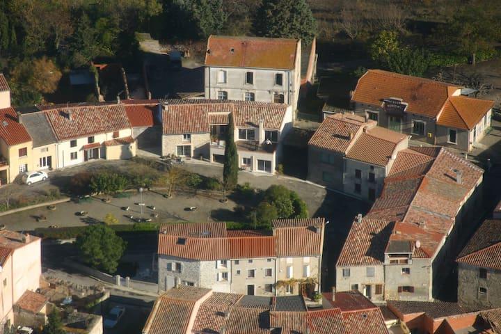 la terrasse - Ferran - Hus