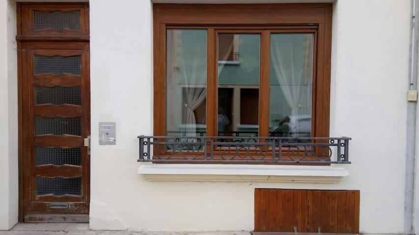 Au vieux verdun - Verdun-sur-le-Doubs - Appartement