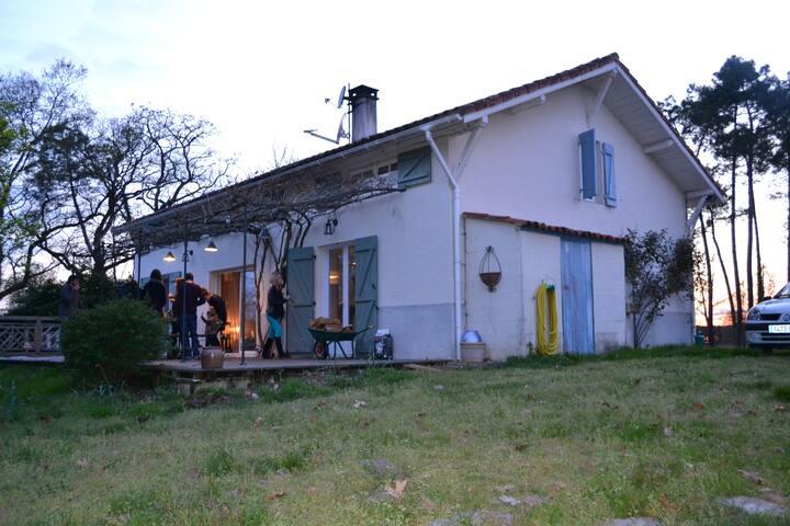 Petit baque - Saint-Yaguen - 별장/타운하우스
