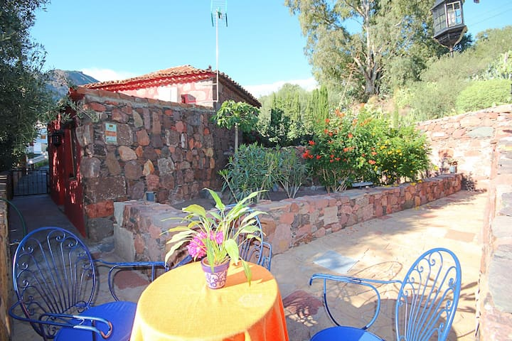 Lovely Cottage in Santa Lucia.Finca,garden,BBQ - Santa Lucía de Tirajana - Villa