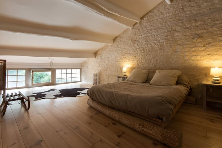 French cottage in Marais Poitevin - Maillezais - Haus