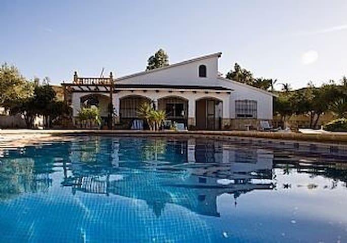 Stunning Villa in own Grounds pool - Almeria - Vila