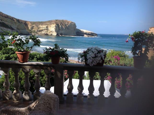 Villa incantevole a 5 metri dal marea Santa Cateri - Santa Caterina - Villa