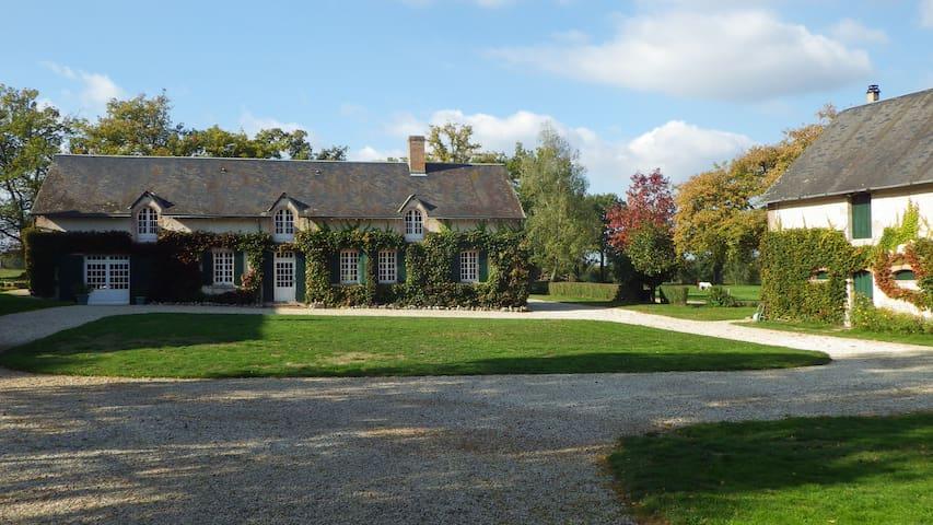 Les Henrys - Ennordres - Дом