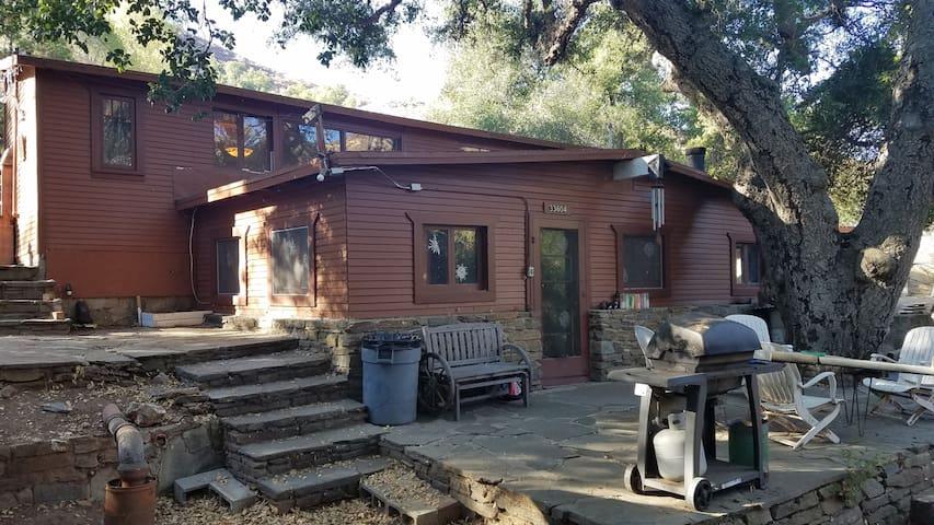Cabin in the Woods - Santa Clarita - Haus