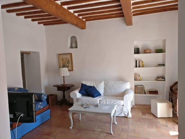 Exclusive apartment in Porto Ercole - Porto Ercole - Apartamento