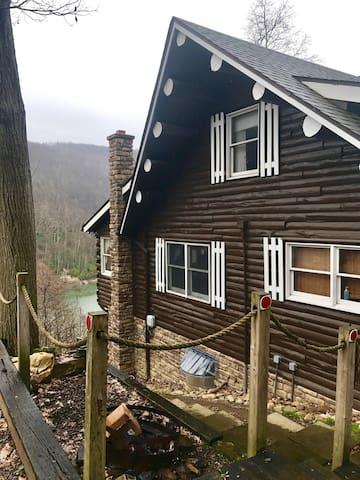 Horton Cabin on Cheat Lake - Morgantown - Kabin