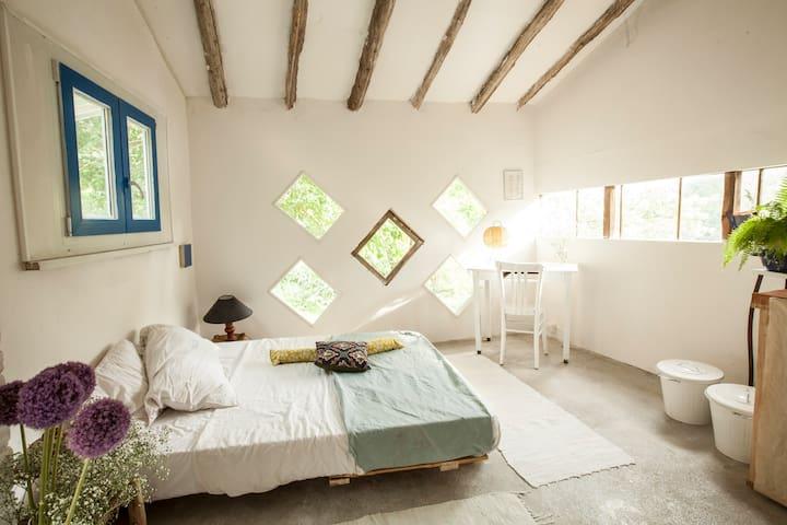 Romantico chalet immerso nel verde - Bassano del Grappa - 小木屋