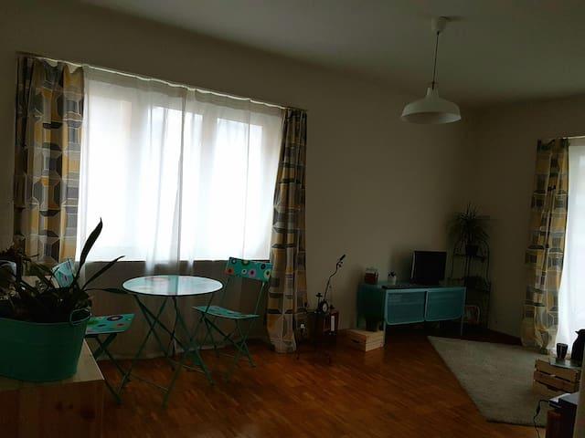 Grazioso appartamento tra il centro e la natura - Locarno - Departamento