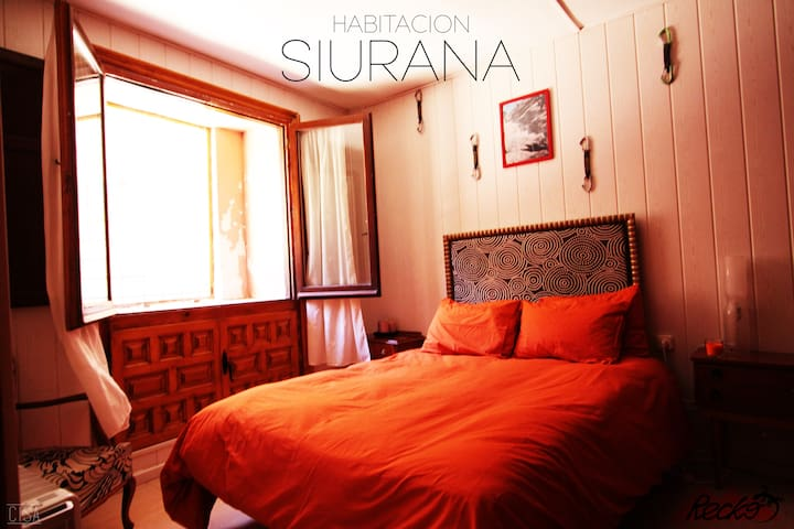 Recko House Albarracìn (room Siurana) - Albarracín - Bed & Breakfast