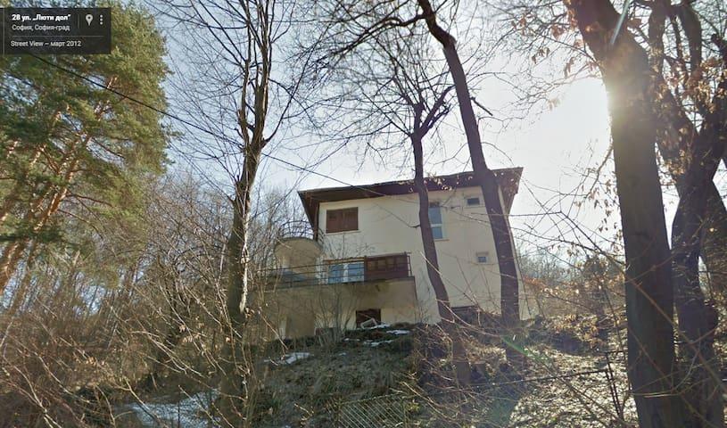 strobile house - Sofia - Huis