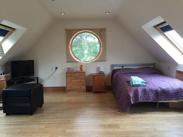 Studio appartment - Grendon - Appartement
