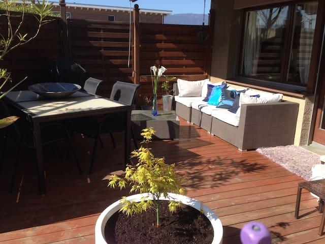 Appartement avec terrasse - Büren an der Aare - Huoneisto