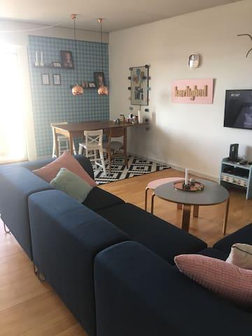 Cozy childrenfriendly flat - Herlev - Huoneisto