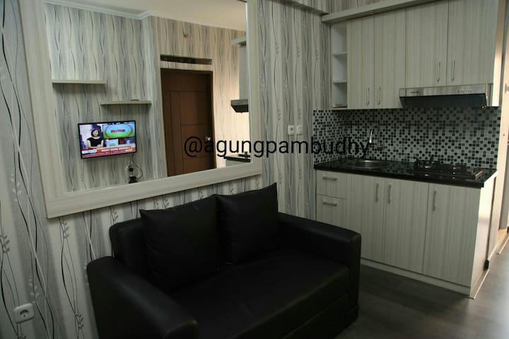 2 BR in KemangView Apartment Bekasi - bekasi - Appartement