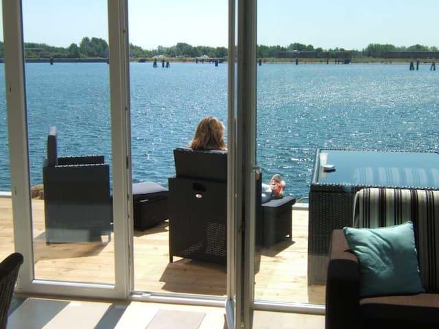 3-Zi-Ferienwohnung BRIGANTINE 33 mit Panoramablick - Kappeln - Lägenhet
