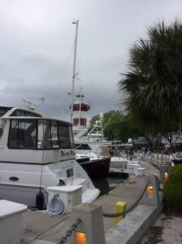 Entire place in Hilton Head Island, Harbour Town - Hilton Head Island - Selveierleilighet