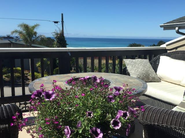 Ocean Views by Moonstone Beach - Cambria - Talo