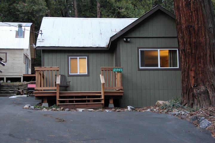 Cozy Little Cabin in the Sierras - Long Barn - Casa de campo