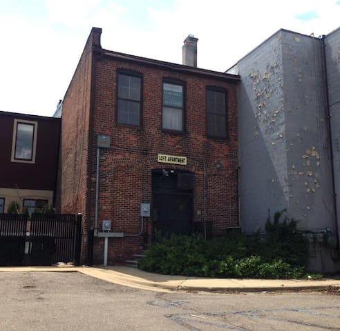 Historic Loft on Michigan Avenue - Wayne - Loft