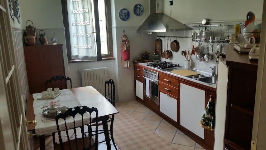 Appartamento spettacolare! 150 m2 - Tresivio - Apartemen