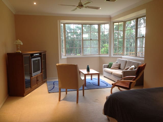 Country retreat - self contained - Kurrajong - Hus