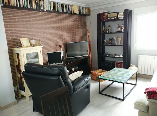 Habitación individual en piso para 2 - Villaviciosa de Odón - Apartamento