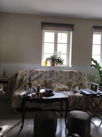 Petite chambre dans bel appartement - Sainte-Ruffine - Lägenhet