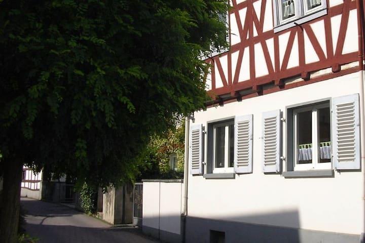 "Ferienhaus ""Thea"" - Osterspai - Casa"