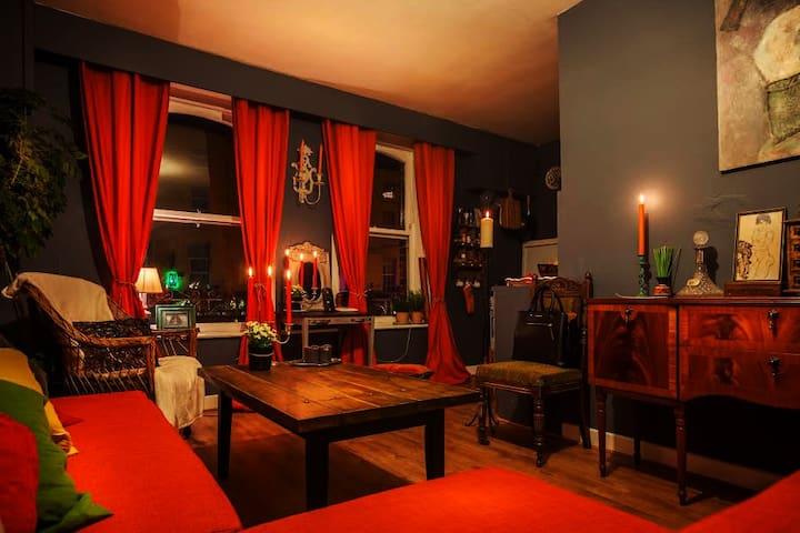 Gray atelier Dublin 1 - Dublin - Lägenhet