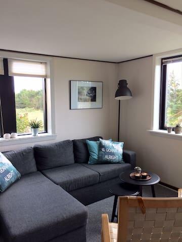 Cozy apartment close to the beach - fri wifi - Vejers Strand - Selveierleilighet