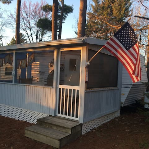 Laconia Weirs Beach Rental - Laconia - Husbil/husvagn