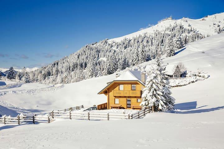 Fabulous Alpine cabin Krvavec - Cerklje na Gorenjskem - Casa de campo