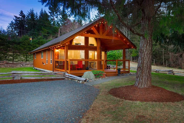 Changing Tides Guest House - Nanoose Bay - Chalet