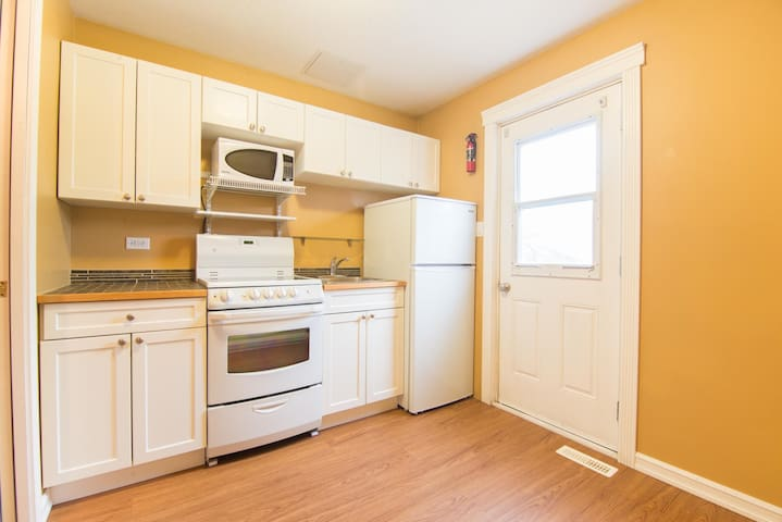 Small cozy suite in Yellowknife home. - Yellowknife - Квартира