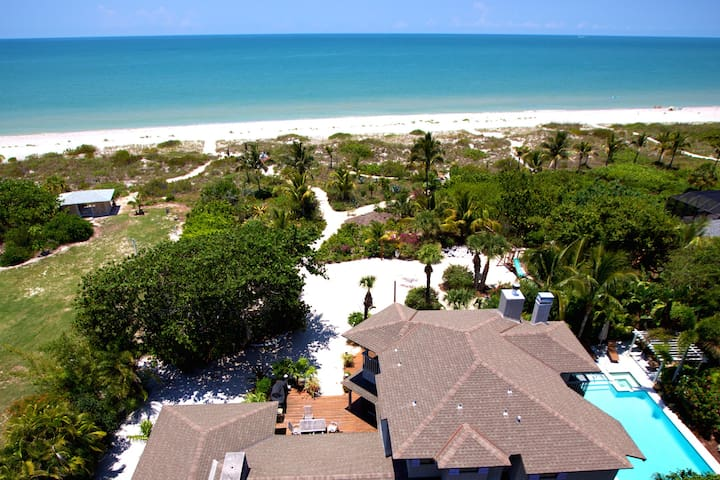BaliHi Estate Resort-like,Pvt.beach - Captiva - Casa