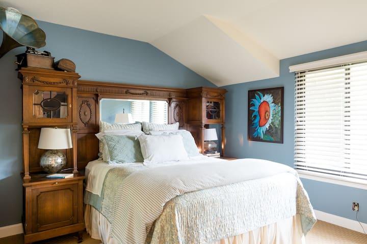 Lovely Room w/ Semi-Private Bath - Millbrae - Casa