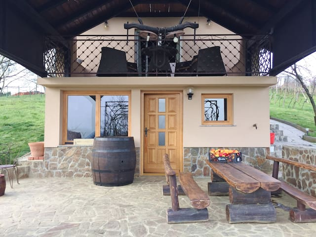Nature Retreat In The Vineyard - Vaneča - Ev