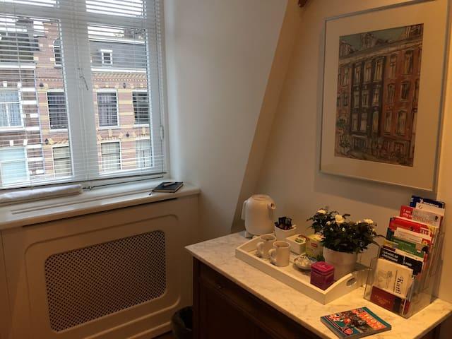 Renovated room in Old School - Amsterdam - Loft