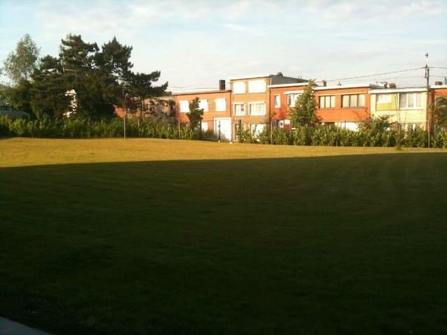 Entire Flat with terrasse - Liège - Departamento