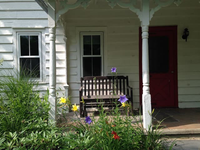 Private Suite in Garden Farm House - Rhinebeck